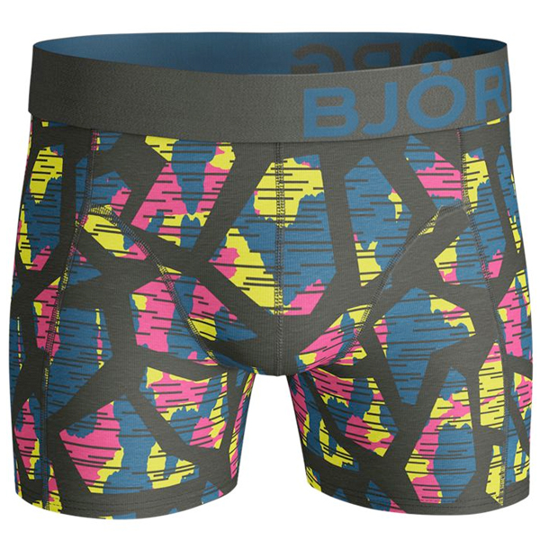 Björn Borg Boxershorts Texture Rosin - 3 Pack (3)